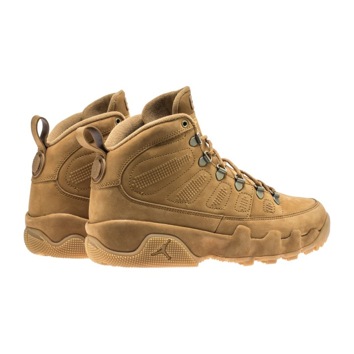 73d6a04da1fb Prep for Winter with the Air Jordan 9 Boot NRG  Olive  - WearTesters