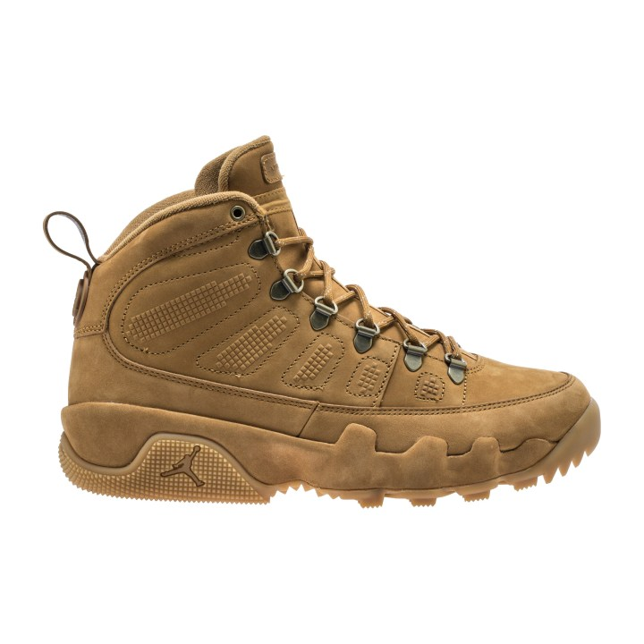air jordan 9 boot nrg wheat release date