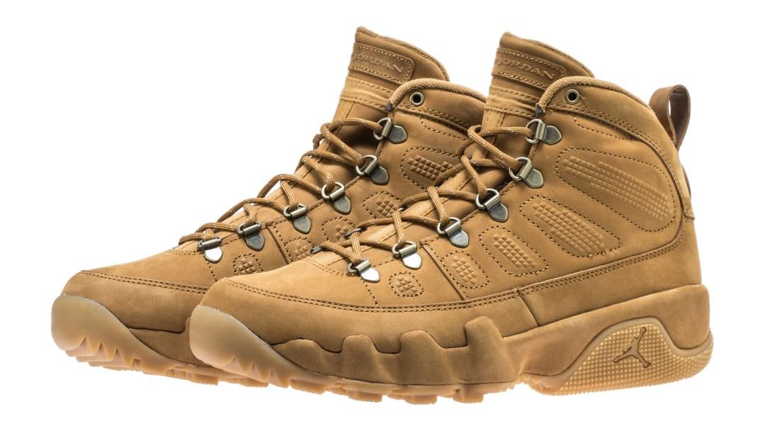 5e5d3dfc3cc1e6 New Air Jordan 9 Boot NRG Colorways Release Next Month - WearTesters