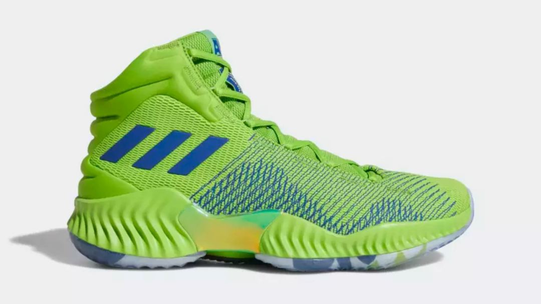 268764ffd Andrew Wiggins adidas Pro Bounce PE Gets Surprise Release - WearTesters