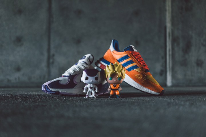 dragon ball z adidas goku frieza
