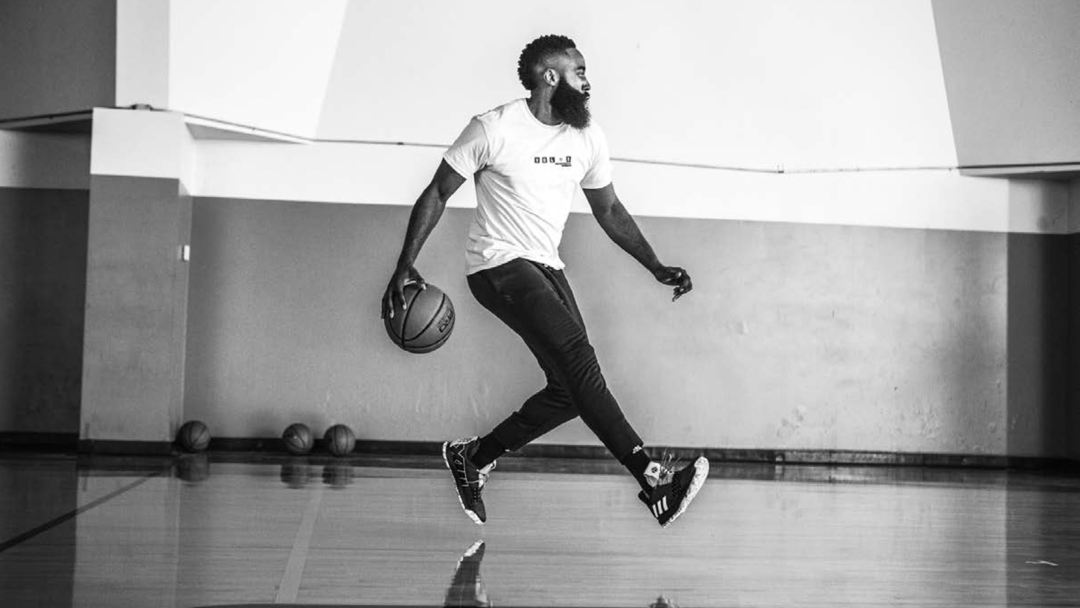 1007a526b25 James Harden and adidas Introduce the Harden Vol 3 - WearTesters