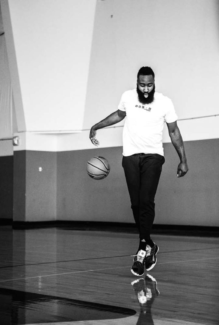 94c1887232f7 James Harden and adidas Introduce the Harden Vol 3 - WearTesters