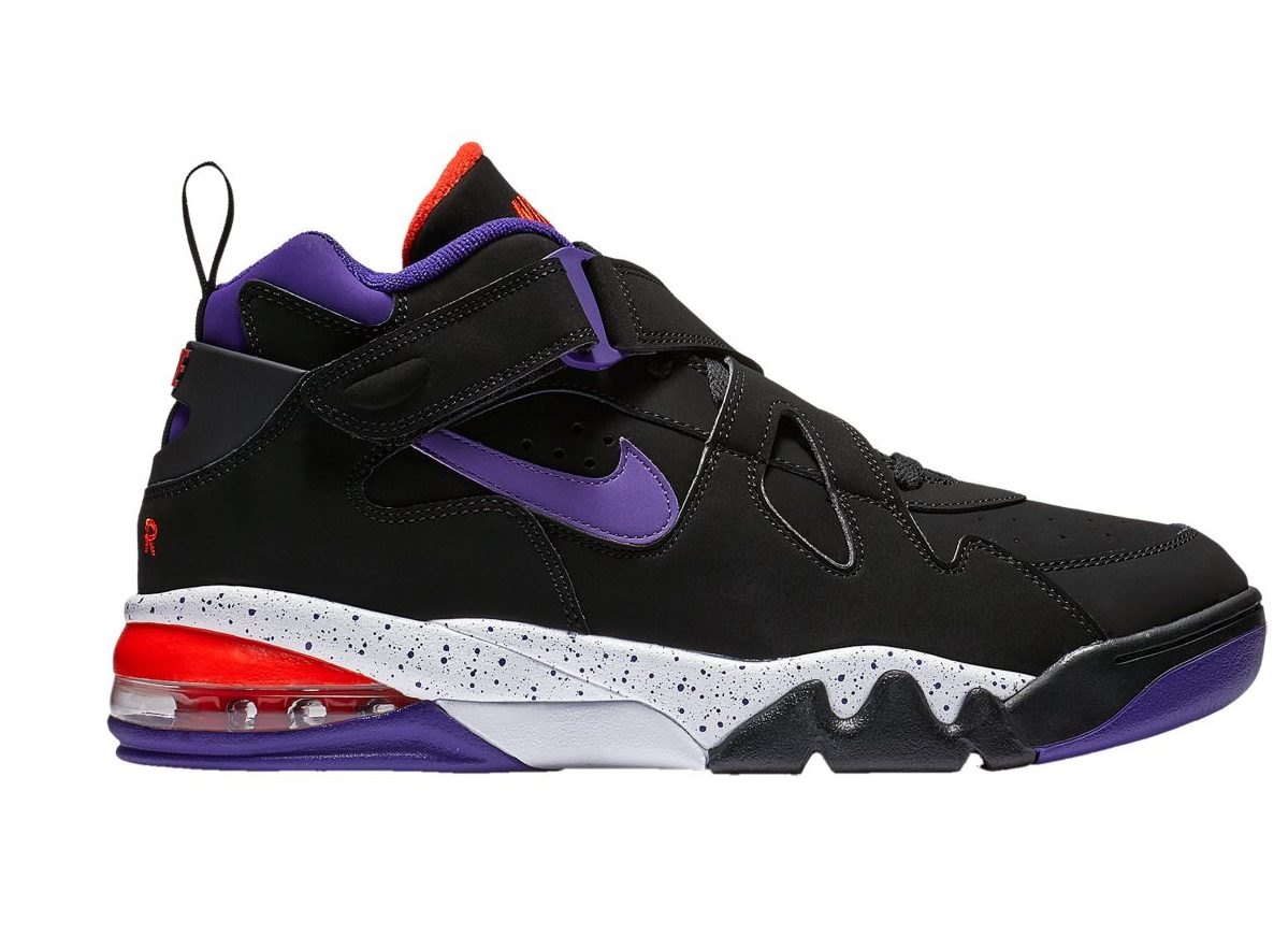 6348389f5a56 Charles Barkley s Nike Air Force Max CB Will Retro Next Month ...