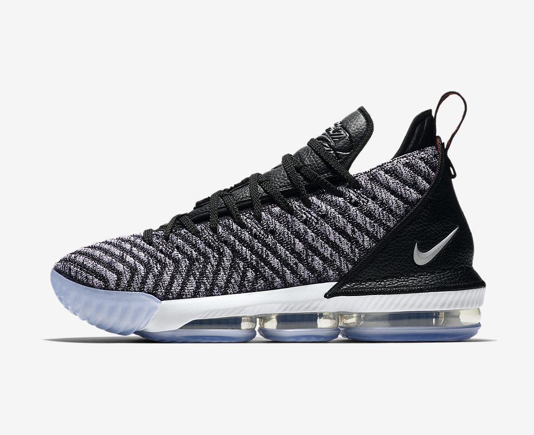 The Nike LeBron 16 'Oreo' Releases in October - WearTesters