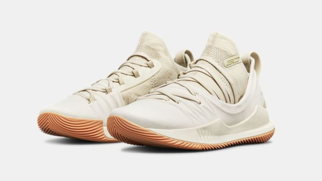 7161c70ab1d5 Stephen Curry s Under Armour Curry 5  Baja  Has Released - WearTesters
