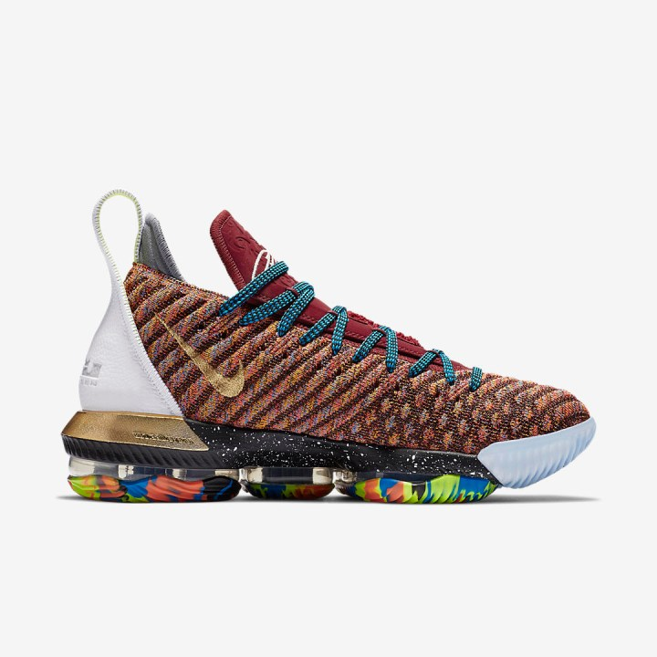 14577c399 The What The LeBron 16 ( 1 Thru 5 ) Releases Tomorrow - WearTesters