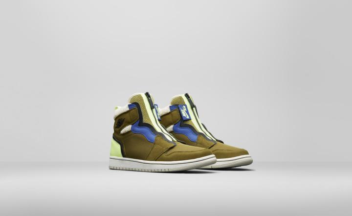 Air Jordan 1 high zip utility