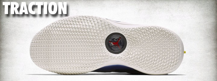 Air Jordan 33 Performance Review traction