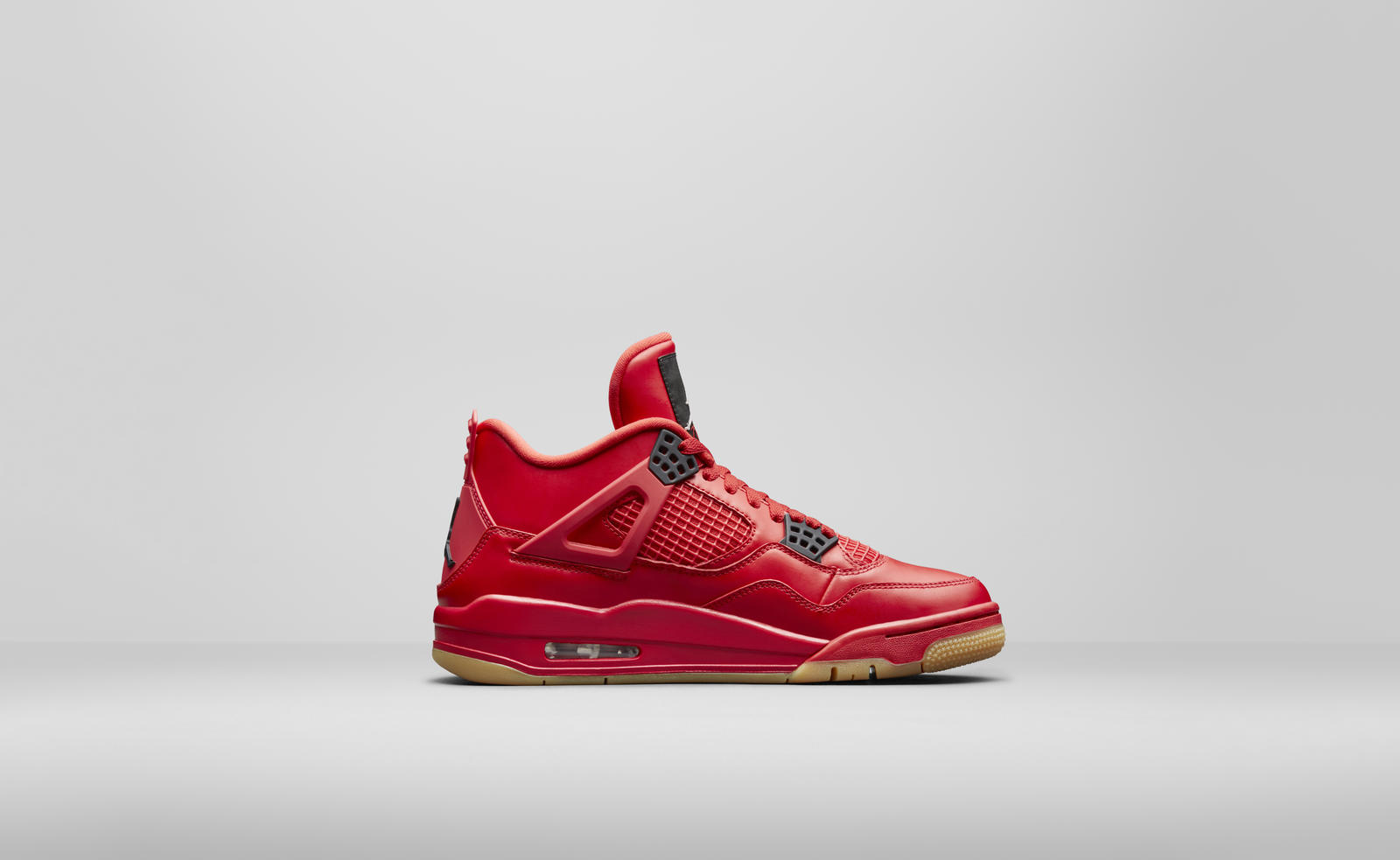 bbc2135dc7c Air Jordan 4 NRG fire Red womens - WearTesters