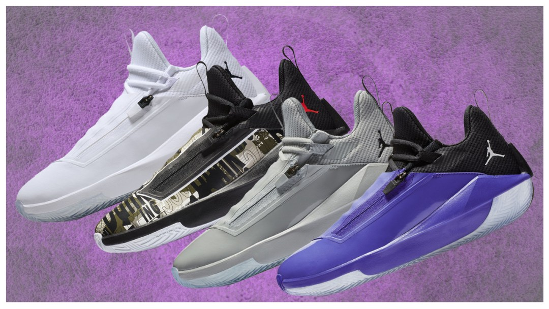 Several New Colorways of the Jordan Jumpman Hustle to Release Soon ... 679e0cd7e