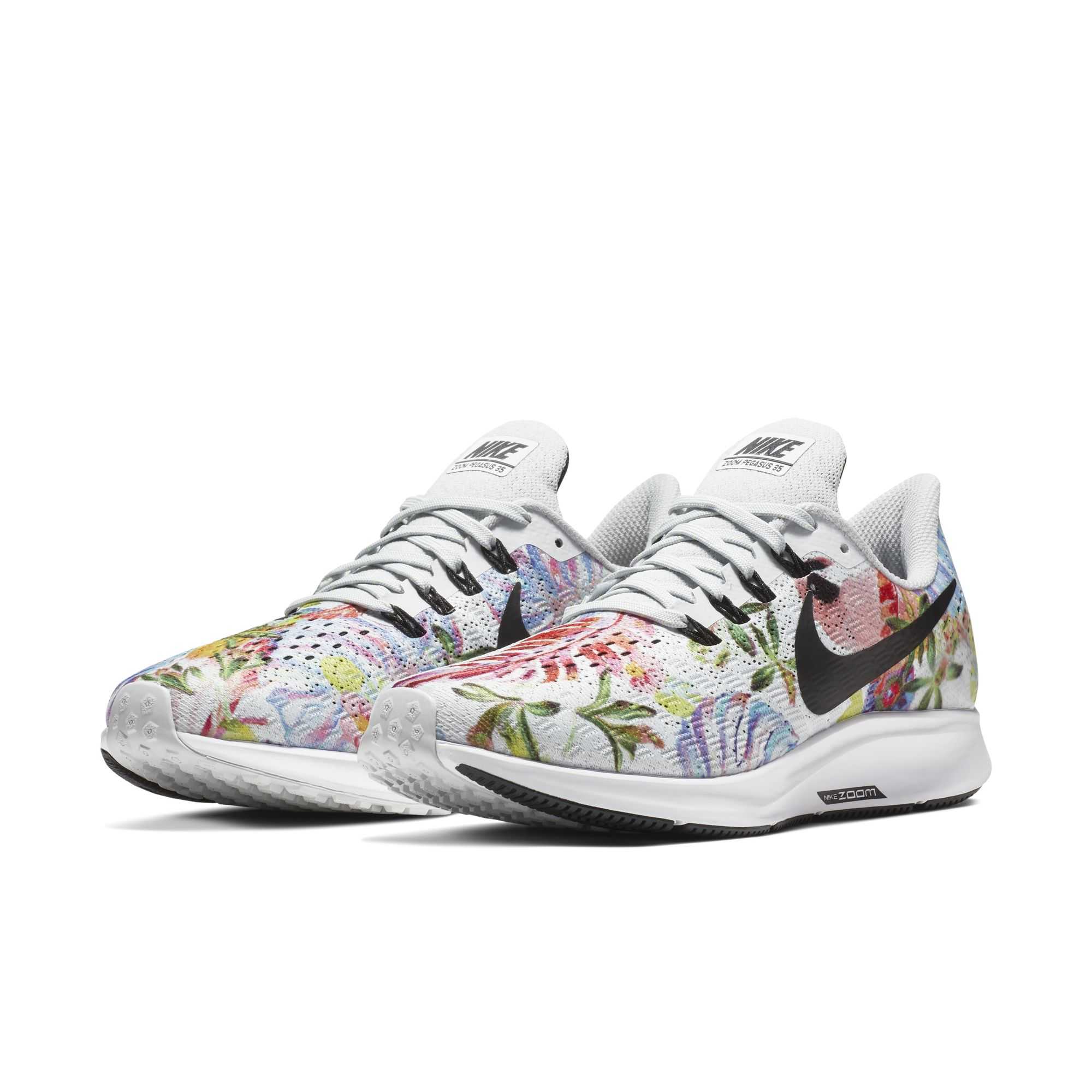 ed121d4e73bb5 NIKE WMNS AIR ZOOM PEGASUS 35 GPX RS PURE PLATINUM BLACK-WHITE 1 ...