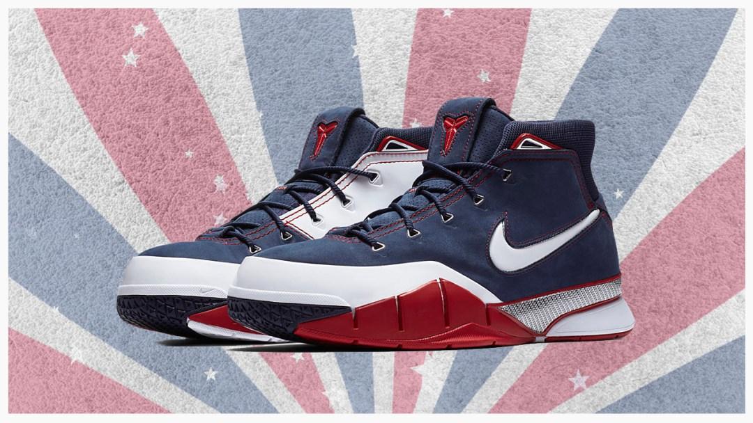 b5e7de64369 Nike Kobe 1 Protro  USA  to Release in 2018