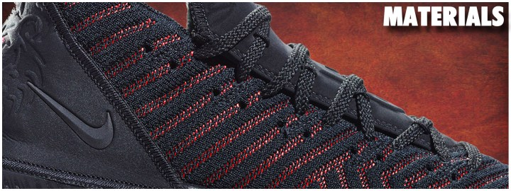 best service fd3ae 34e08 The LeBron 16 uses nubuck and Battleknit 2.0. Sounds like the new evil  cousin on Game of Thrones huh  Actually, it looks like a shoe fit for a  Lannister, ...
