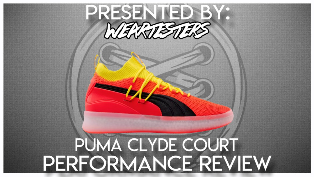 Puma Clyde Court Disrupt Performance Review - WearTesters 33783bf69