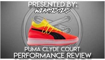 new concept ddd1f 3b5e0 The Puma Clyde Court Disrupt Has Finally Released - WearTesters