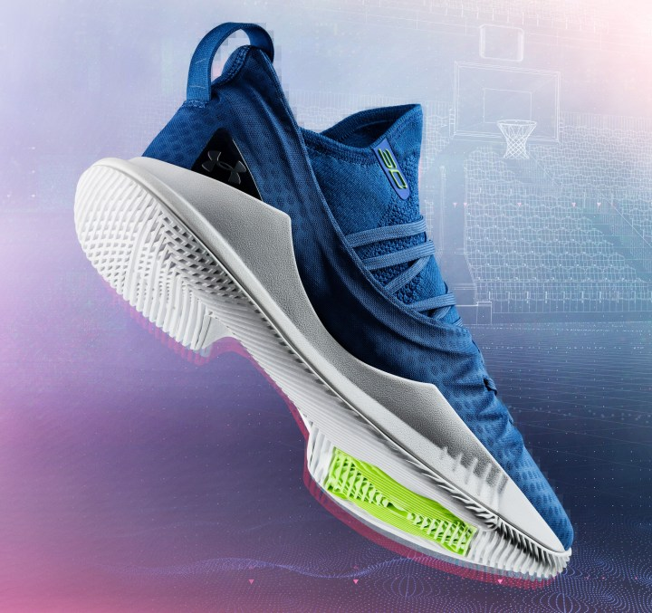 UA Curry 5 Moroccan blue release date