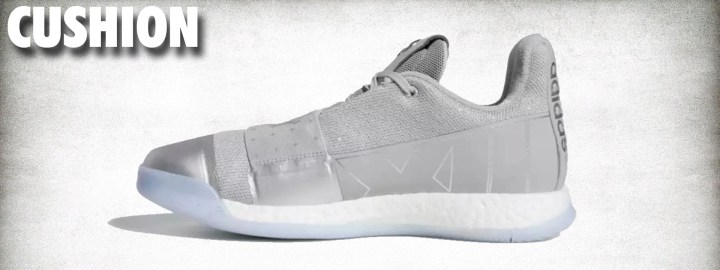 adidas harden vol 3 performance review cushion
