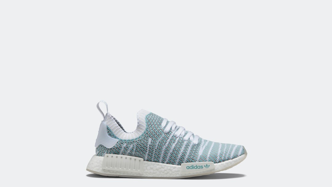 3437704584e adidas and Parley for the Oceans Team Up Again on the NMD R1 ...