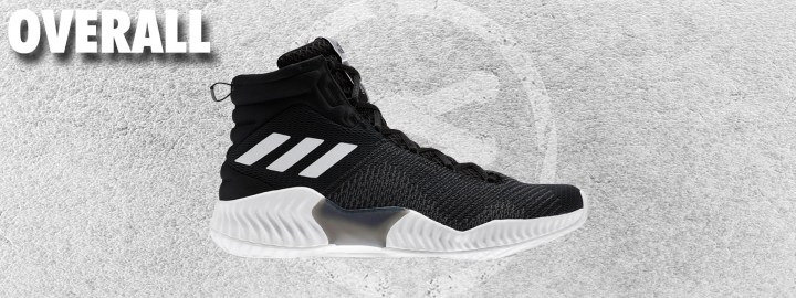 adidas pro bounce performance review overall