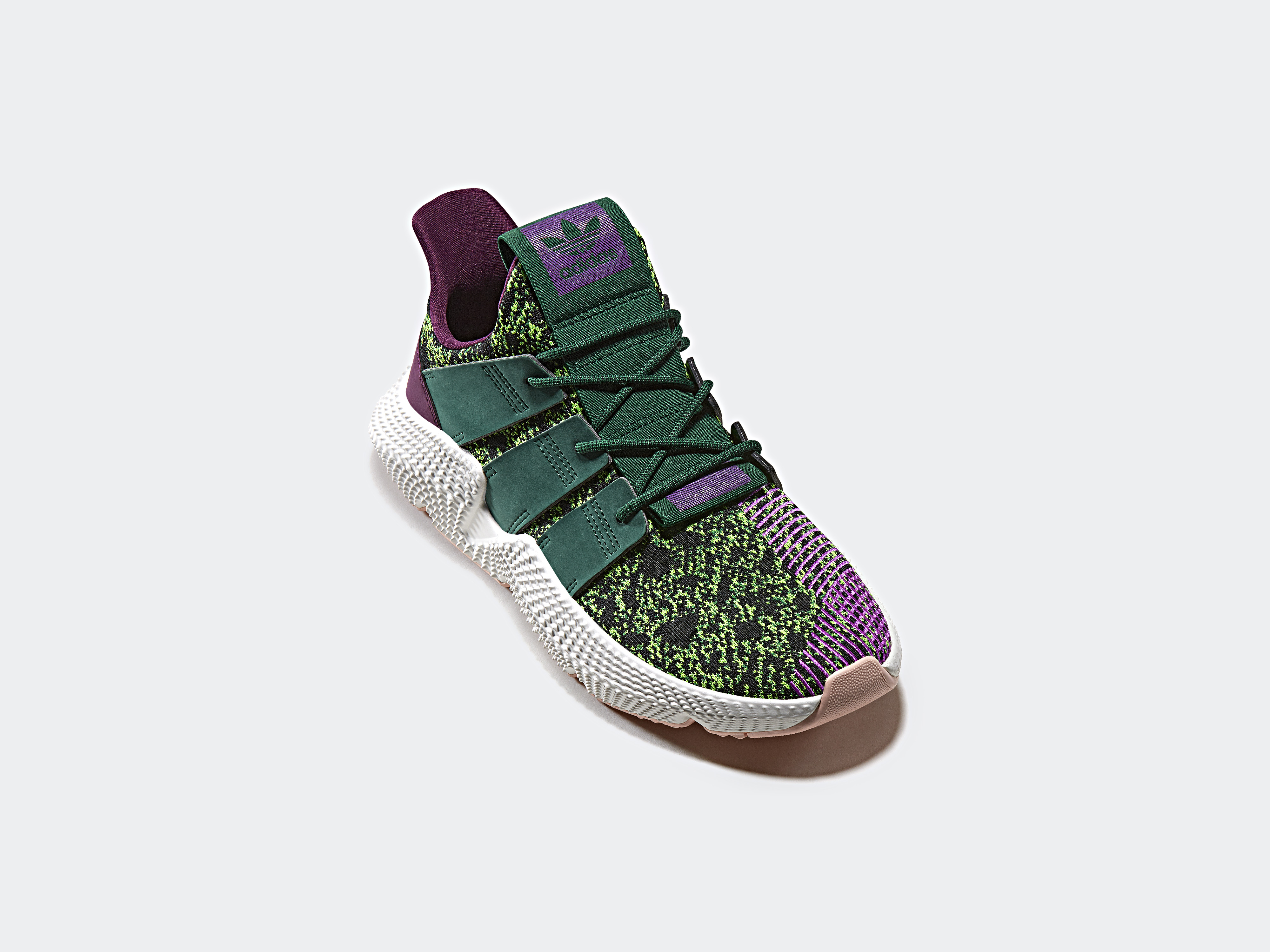 low priced 928fa 7caab dragon ball z adidas Prophere Cell 3