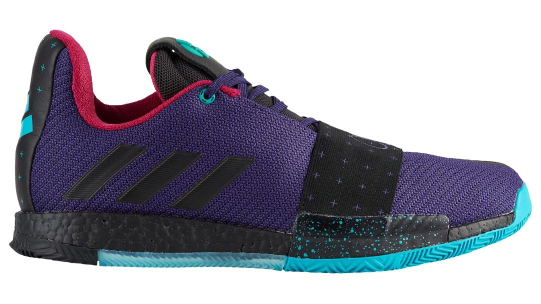 3e4e4a1287e Expect This adidas Harden Vol 3  Purple  to Release Next Week ...