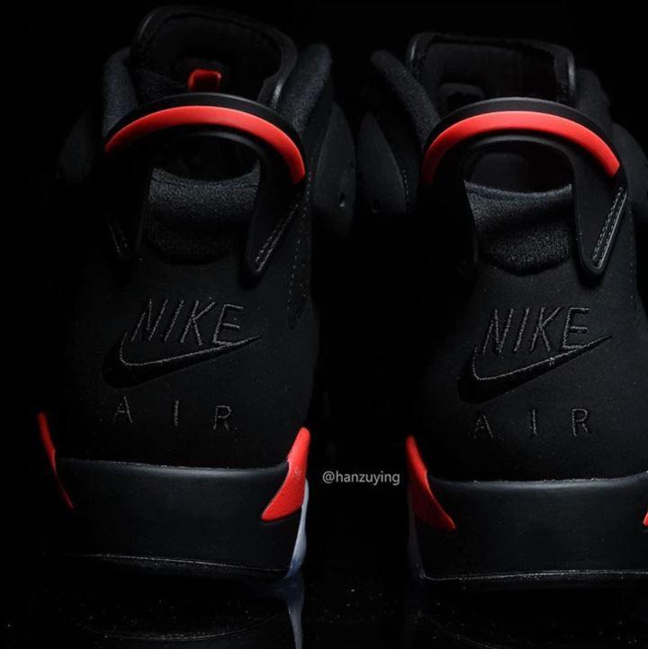 air jordan 6 black infrared nike air heelair jordan 6 black infrared nike air heel