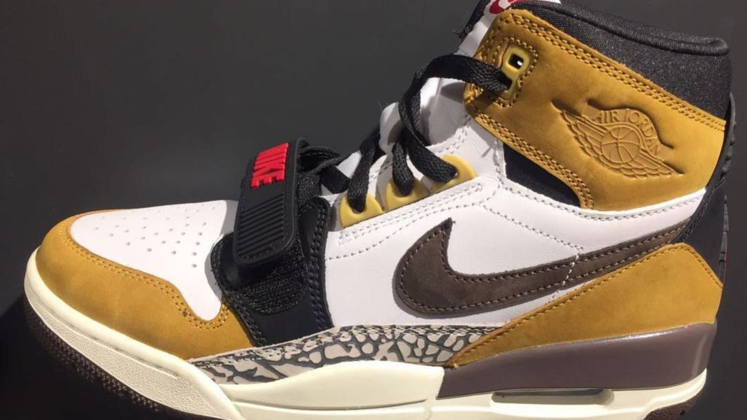 f4706951502 The Jordan Legacy 312 'Rookie of the Year' Drops Overseas - WearTesters