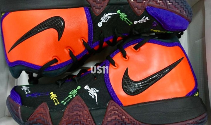 kyrie 4 day of the dead quickstrike
