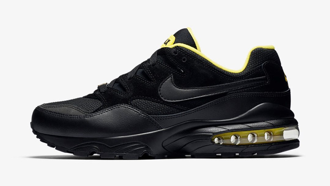 Black and Yellow Air Max 94s are Coming Soon - WearTesters 6f4d9cd05
