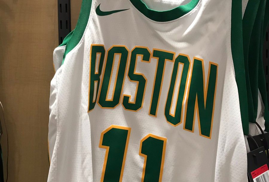 1a11e31c3f23 Leaks Show What Nike May Have Planned for the Celtics  Alternate ...