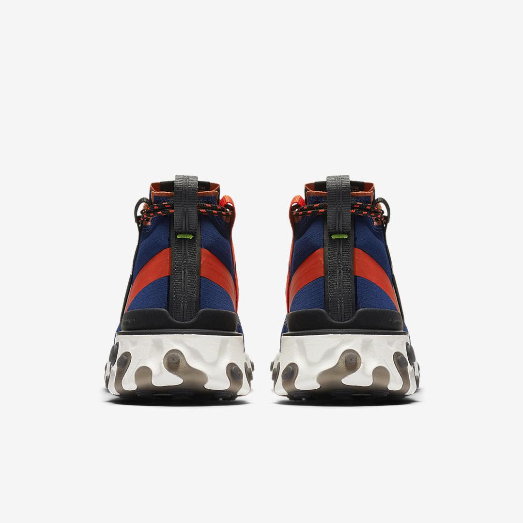 bb4ab59c9785f nike react runner Mid ISPA heels - WearTesters