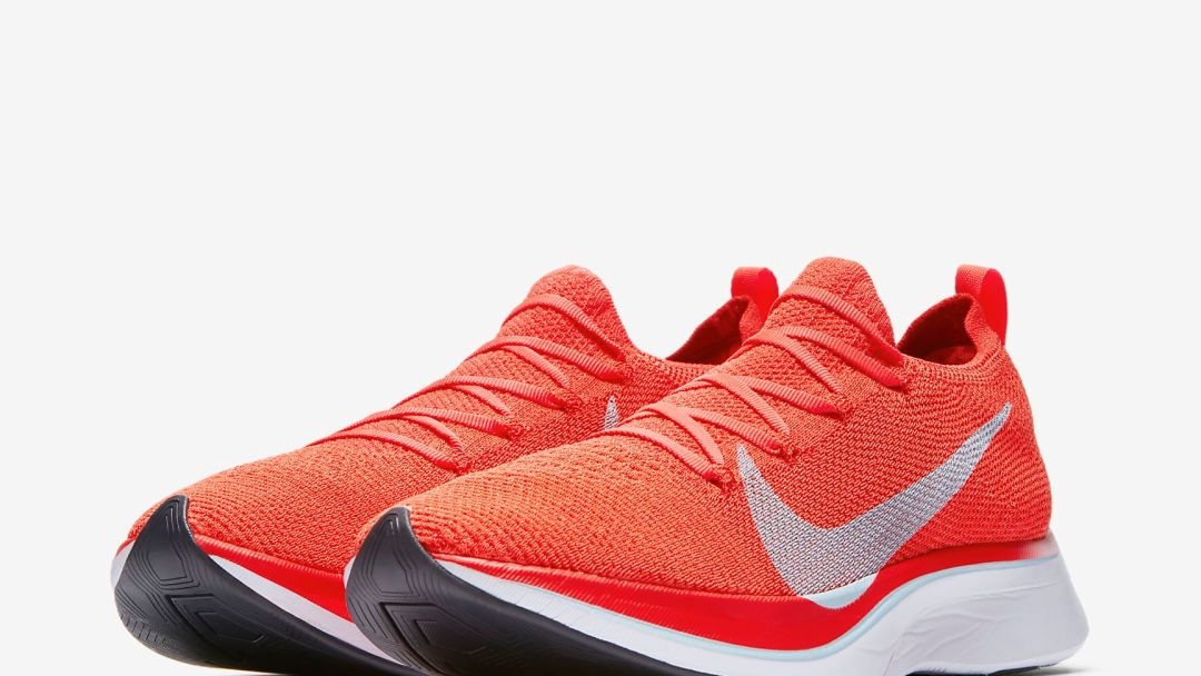 60152f055244 This New Nike Vaporfly 4% Flyknit Has Gotten an Upgrade - WearTesters