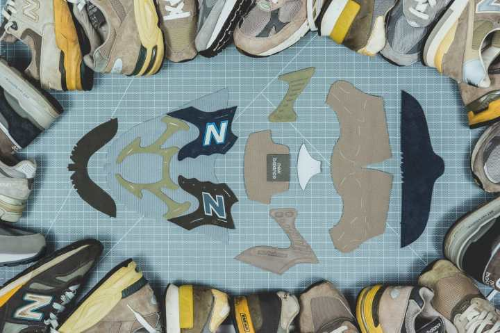 packer new balance X90 recon infinity edition 1