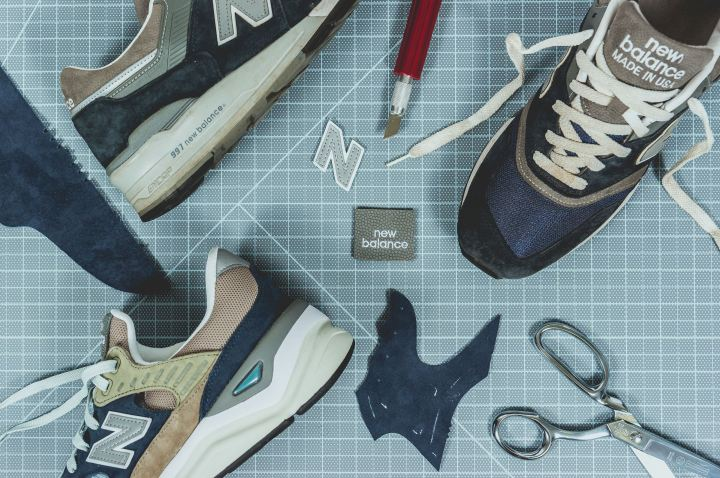 packer new balance X90 recon infinity edition release date