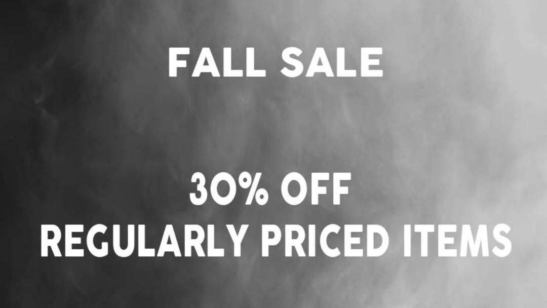 renarts fall sale