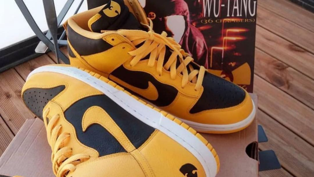 Method Man Calls for a  Wu-Tang  Dunk High Retro - WearTesters 12d2a5c60