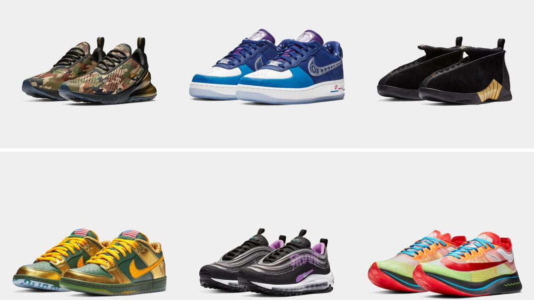 3122b69b020 Nike Introduces the Doernbecher Freestyle 2018 Footwear Collection ...