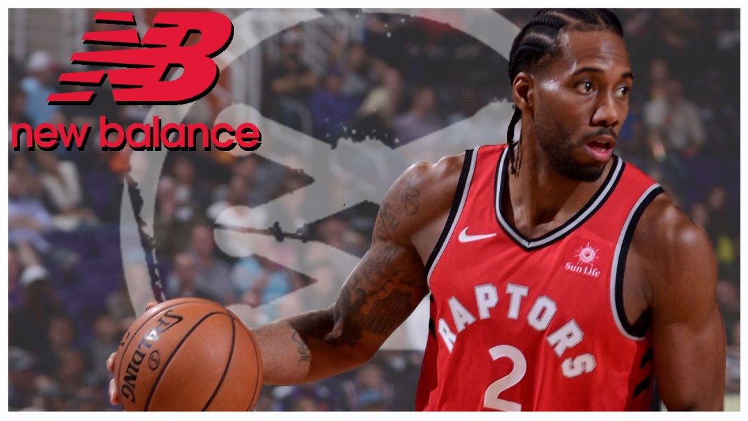 fccdfde58db0 Kawhi Leonard Signs an Endorsement Deal with New Balance - WearTesters