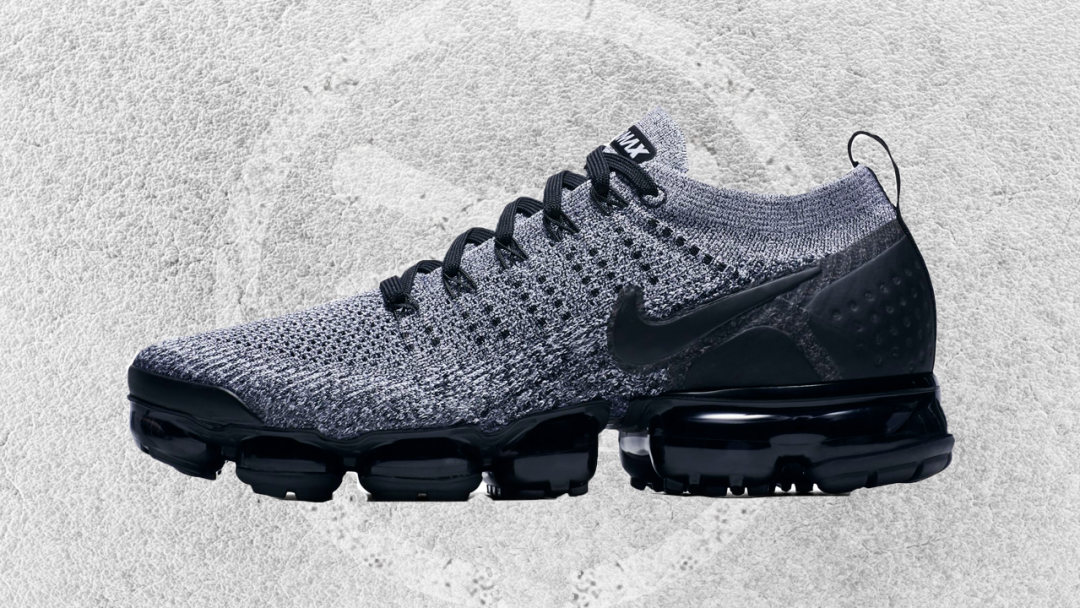 7836e0e66d9d A  White Black  Colorway of the Nike Air Vapormax Flyknit 2 is ...
