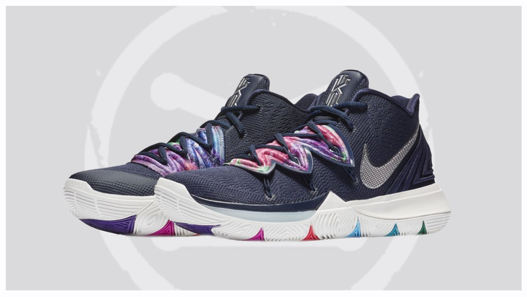 new arrival e176f bf169 A Multi-Colored Nike Kyrie 5 is Scheduled to Release in December ...