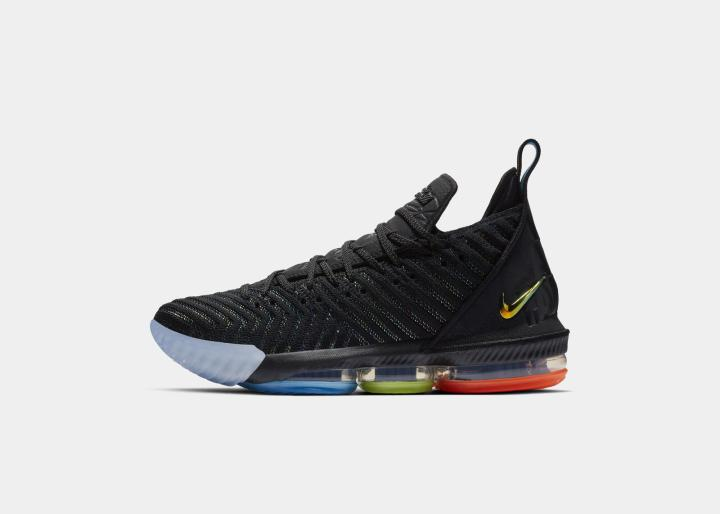 3ab1e29f80b06 How To Win A Pair of the Nike LeBron 16