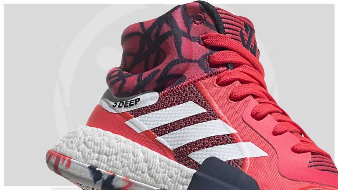 meet 4256a ff796 This adidas Marquee Boost PE Pays Tribute to John Wall and H