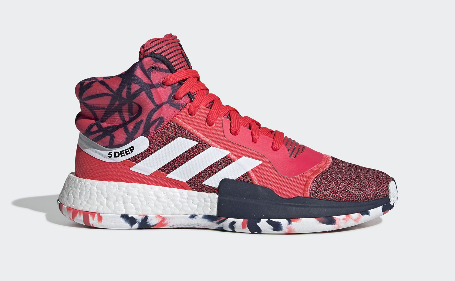 05b224f47d0 adidas-Marquee-Boost-John-Wall-PE-Five-Deep-2 - WearTesters