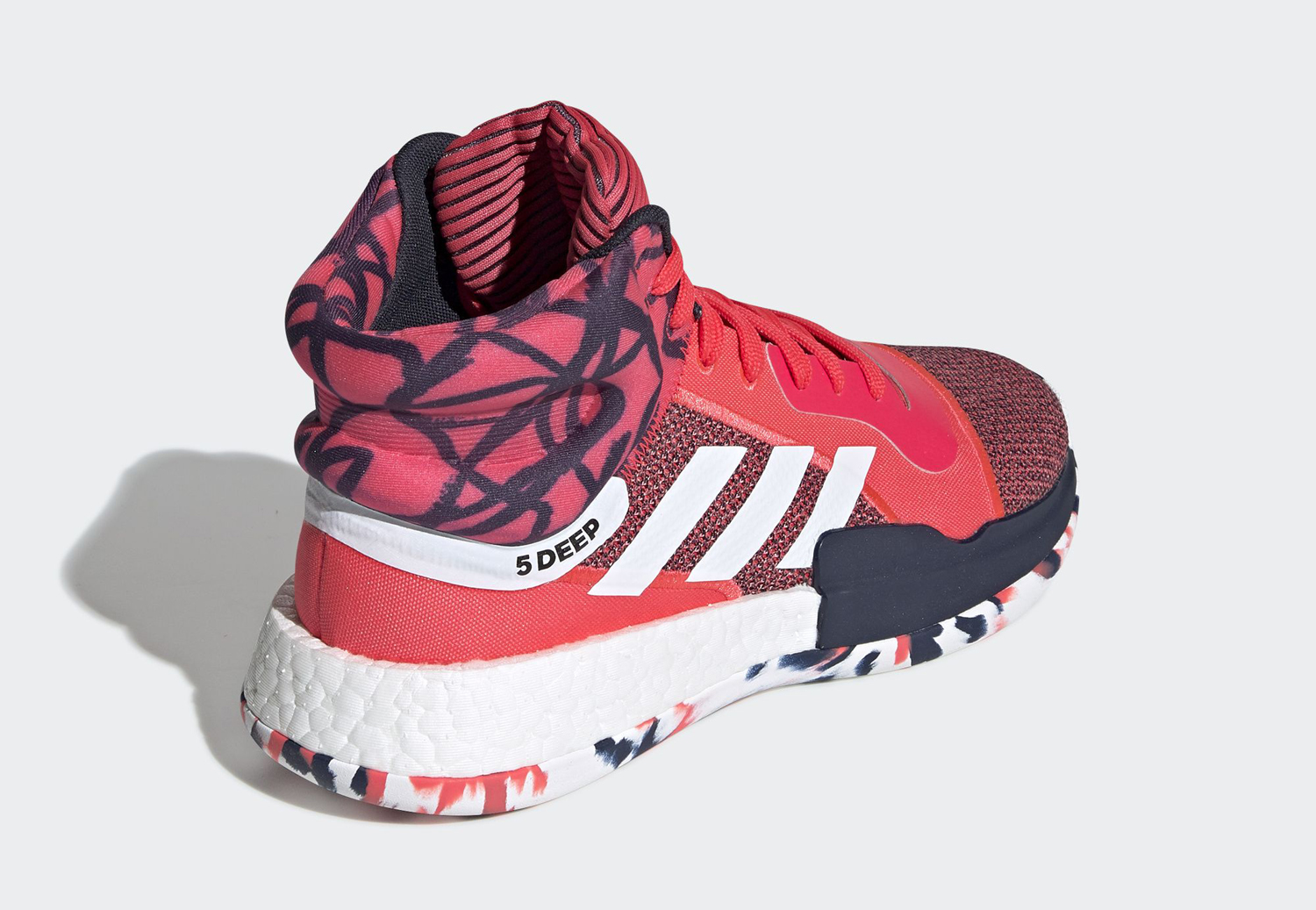 50c03755b52 adidas-Marquee-Boost-John-Wall-PE-Five-Deep-3 - WearTesters