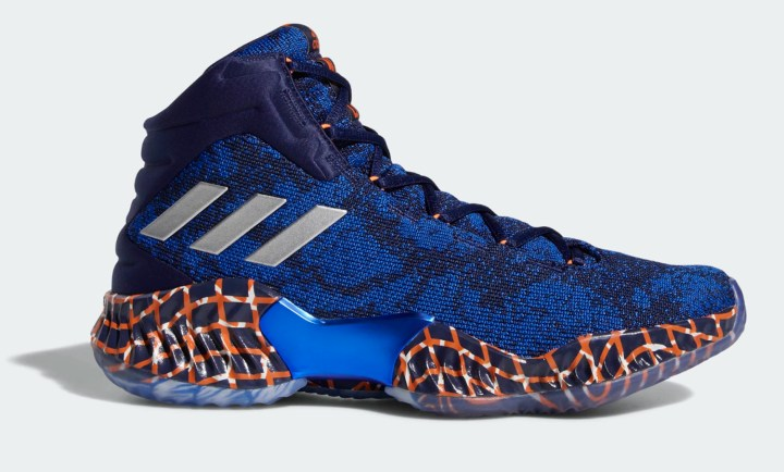 a055c47db63f Another Kristaps Porzingis PE of the adidas Pro Bounce Has Gotten a ...