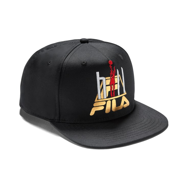 fila grant hill hall of fame hat complexcon