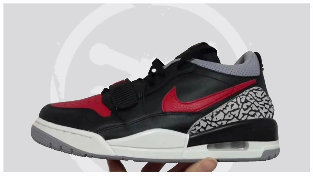 promo code 60750 0676d A First Look at the Jordan Legacy 312 Low - WearTesters