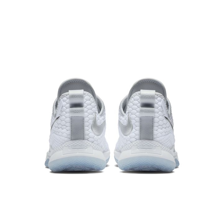 NIKE LEBRON WITNESS III WHITE:CHROME-PURE PLATINUM 4
