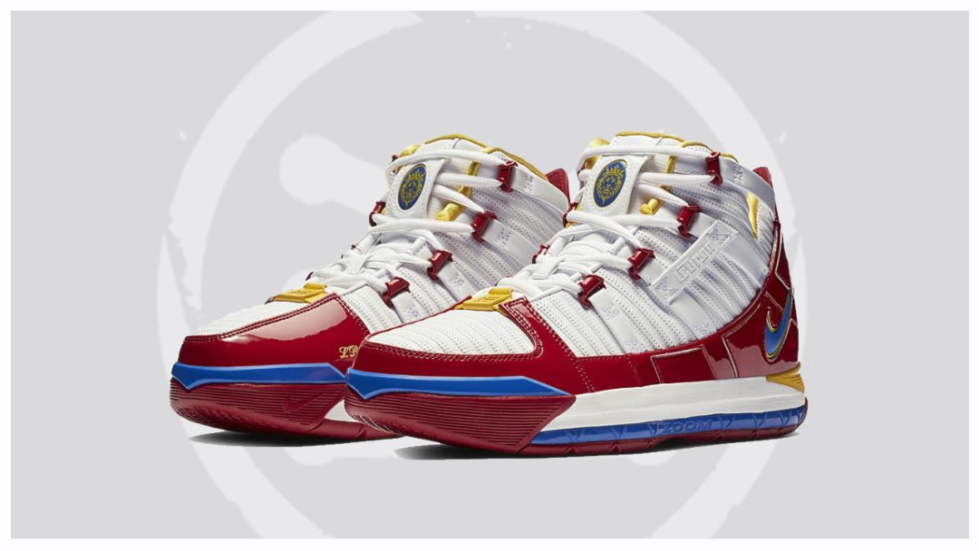 359aac999eed1 Superman  Nike LeBron 3s Will be Releasing - WearTesters